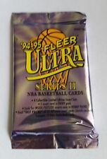 NBA Fleer Ultra 1994/95 Series 2 Hobby Pack - Basketball Cards