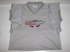 Coors Light #78 NFL Football Jersey sz L, Large