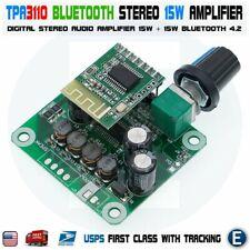 TPA3110 2x15W Dual Channel Bluetooth Audio Power Amplifier Digital Board AMP DIY