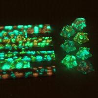 DIY Lucky Star Glow In The Dark Paper Strip 210pcs Star Origami Luminous Paper