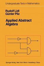 Applied Abstract Algebra (Undergraduate Texts in Mathematics)-ExLibrary