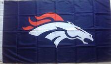 New 3'x5' Denver Broncos Banner Flag