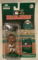Vintage Headliners Barry Bonds San Francisco Giants by Corinthian 1996 MLB