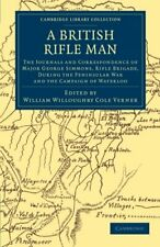A British Rifle Man by Simmons, George  New 9781108054096 Fast Free Shipping,,