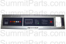 T600 NAMEPLATE, FRONT LABEL FOR DEXTER WASHER - 9412-076-006