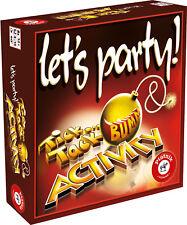 Piatnik Let ´S Party! Tick Tack Bumm Activity Game 638299