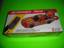 1993 NASCAR Columbia Tel-Com Bill Elliott Race Car Fone Telephone NIB