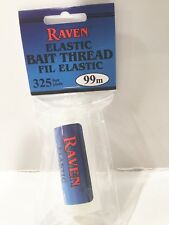 Raven Elastic Bait Thread , 99 Meters, 325 Feet
