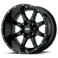 18 Inch Gloss Black Wheel Rim LIFTED Toyota Tundra Truck Moto Metal MO970 18x10