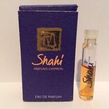 Shahi Parfum sample