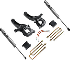"MaxTrac K880442F 4/2"" Lift Kit W/Fox Shocks For 2015-2017 Colorado & Canyon 2wd"