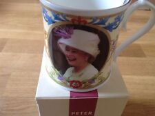 Anysley Mug To Celebrate the 80th Birthday of H.M. Queen Elizabeth 11 2006.