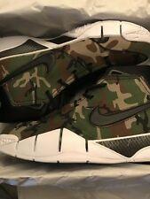 Nike Zoom Kobe 1 Protro Undefeated UNDFTD Camo Sz 12 Mamba 10 Day Booker