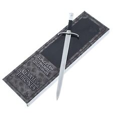 Game of Thrones Longclaw Sword Letter Opener The Noble Collection Jon Snow