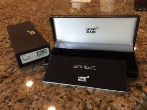 MONT BLANC CASE & BOX