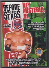 Before They Were Wrestling Stars: Rey Misterio, Jr...DVD REGION 1