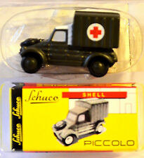 VW Kübelwagen Croce Rossa Militare 1:90 SCHUCO PICCOLO 05255