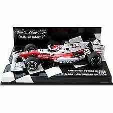 Voitures de courses miniatures MINICHAMPS 1:43 Toyota