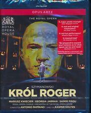 Opus Arte Szymanowski Krol Roger Blu-ray Bluray Mariusz Kwiecien