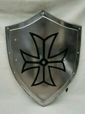 Medieval Knight Shield Metal Handcrafted Medieval Armour Shield Handmade Gift