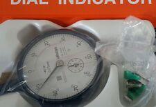 Mitutoyo Dial indicator 2046SB comparateur mécanique à cadran NEUF