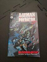 BATMAN VS. PREDATOR II: BLOODMATCH TPB (1995 Series) #1 Near Mint