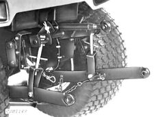 Category 0 3-Point Hitch