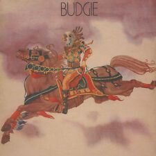 Budgie SELF TITLED Debut Album 180g FLY RECORDS New Sealed Vinyl Record LP