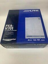 Alpine PXA-H701 Digital Car Audio Media Manager Sound Processor