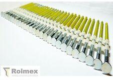 1500 Streifennägel 20°-22° 3,8x130mm Kunststoffgeb. blank gerillt zertifiziert