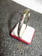 Elegantes Goldamband 585er Gold Armband