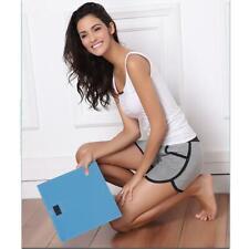 400LB 180KG LCD Digital Bathroom Tempered Glass Weight Heath Body Fitness Scale