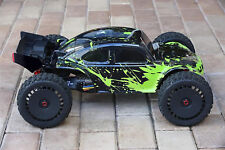 Custom Bug Body Muddy Green Shell for ARRMA 1/8 TALION 6S BLX Car Cover