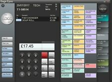 Electronic point of sale Software (Sage Line 50 EPOS) Retail, Bars & Restaurants