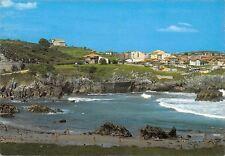 Spain Llanes (Asturias) Playa de Toro Beach Camping Panorama