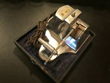 RARE MEDICAL QUACKERY Tomac Perfect Point Hypo Electric Needle Sharpener - WORKS
