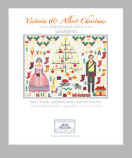 VICTORIAN CHRISTMAS COUNTED CROSS STITCH KIT Riverdrift House