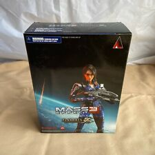 Square Enix PLAY ARTS Kai Mass Effect 3 ASHLEY WILLIAMS Figure
