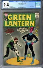 Green Lantern #18 CGC 9.4