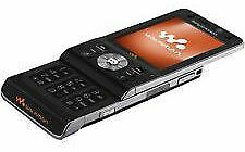 Sony Ericsson W910i Unlocked Mobile Phone