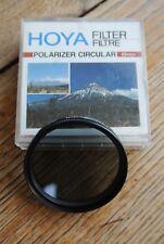 Hoya Circulaire Polarisant 49 MM Nice
