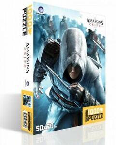 Assassin'S Creed Altair Puzzle 1000 Pezzi (70 X 50 Cm.) Sailed.
