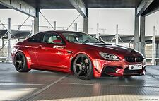 BMW F12/F13 FULL WIDE BODY KIT 650I 640I M6 640 650 COUPE CONVERTIBLE WIDEBODY