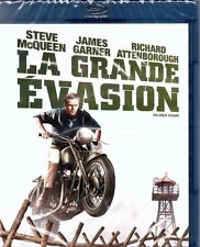 "Blu-ray ""La Grande Évasion""    Steve McQueen  NEUF SOUS BLISTER"