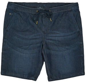 Herren Bermudas Jeans-Bermudas denim shorts Übergröße kurze Hose 60 bis 68