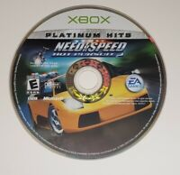 Need for Speed Hot Pursuit 2 (Original Microsoft Xbox, 2002) NFS II Video Game