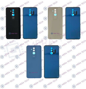 Rear Back Battery Cover Glass For Huawei Mate 20 Lite With Adhesive