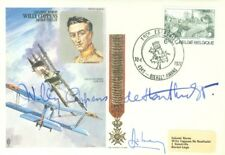 World War 1  Fighter Ace - Willy Coppens de Houthulst - Signed Own Cover