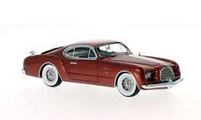 Chrysler D'Elegance Ghia Coupe 1953 Copper Met NeoScale 1:43 NEO44828