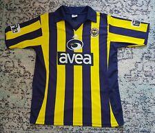 Roberto Carlos Fenerbahce Fußball Fußball Spaß T-Shirt Trikot XL Größe